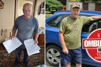 Jan Jančo (67) z Bruntálu vrátil ojetý vůz do autobazaru a myslel, že to tím skončilo: Po 18 letech přišli vymahači