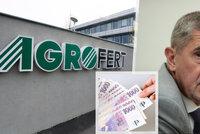 Lesnický fond chce po Agrofertu vrátit dotaci 5 milionů. Holding to odmítá, přijde žaloba?