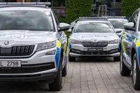 """Policisté se pochlubili novým superbem nebo SUV: """"Mám z nových aut radost,"""" říká prezident Švejdar"""