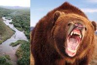 Muže terorizoval medvěd grizzly: Šelma útočila na nebožáka celý týden