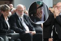 Pohřeb Františka Nedvěda (†73): Bratr Jan (74) se složil a zmizel! Jeho poslední dopis nezazněl