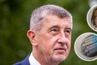 Jednání vlády: Kam Česko pošle přebytečné vakcíny? A Svrčinová trvale hlavní hygieničkou