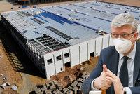 Megaprojekt za 52 miliard: Havlíček se domluvil s ČEZem na továrně bakterií z lithia