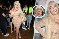 Barbie Alvesová, co bývala Kenem: Gigantickými prsy roztřásla taneční parket!