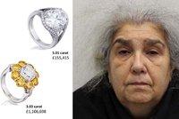 Omšelá Lulu způsobila obchodníkům s diamanty škodu 125 milionů: Vyfoukla jim je rovnou pod nosem!