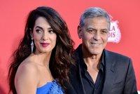 George Clooney (60) s manželkou Amal (43) čekají další dvojčata!