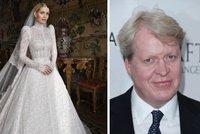 Přepychová svatba neteře lady Diany Kitty (30) s miliardářem (62): Odhaleno, proč chyběl otec nevěsty!