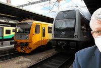 Ve středních Čechách mají vlaky nahradit autobusy. Vzniká petice, Havlíček zuří
