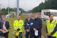 """Havlíček prozradil, kdy bude dálnice D1 plně opravená. Termín se po letech """"pekla"""" blíží"""