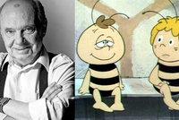 Zemřel herec a dabér Milan Stehlík (†77), jeho hlasem mluvil kamarád včelky Máji Vilík