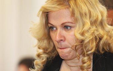 Jana  Nagyová-Nečasová