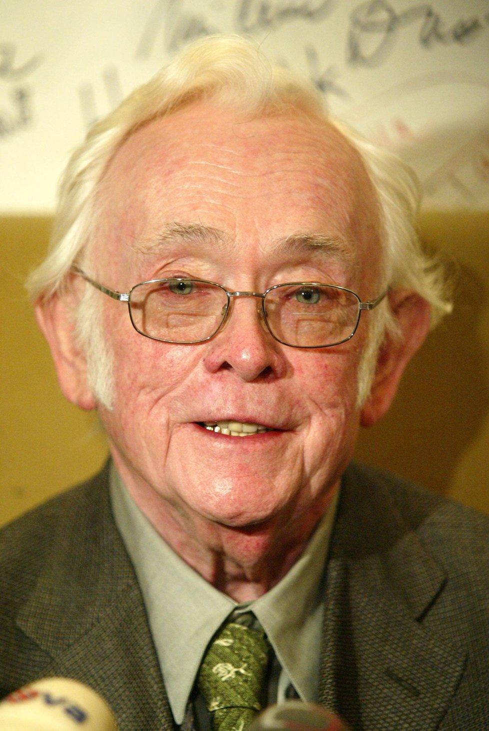 Josef Škvorecký zemřel ve věku 87 let