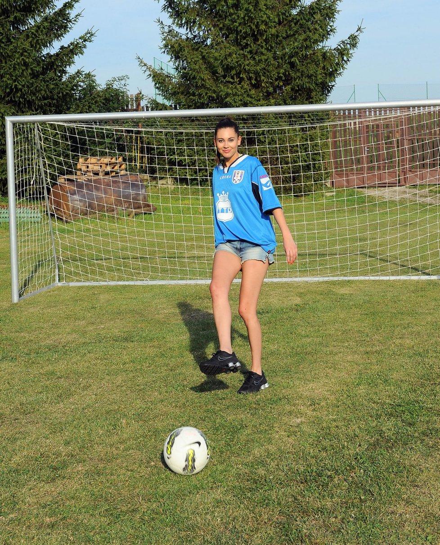 fotbalistka Hana Svobodová