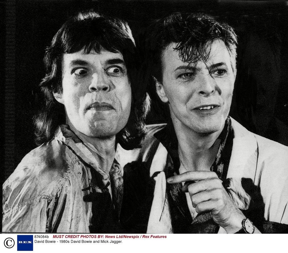 Micka a Davida pojí nejen velké přátelství.