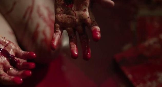 Videoklip vrcholí opravdu krvavě