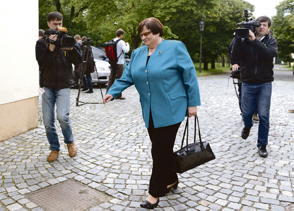 Marie Benešová včera kývla na post ministryně spravedlnosti