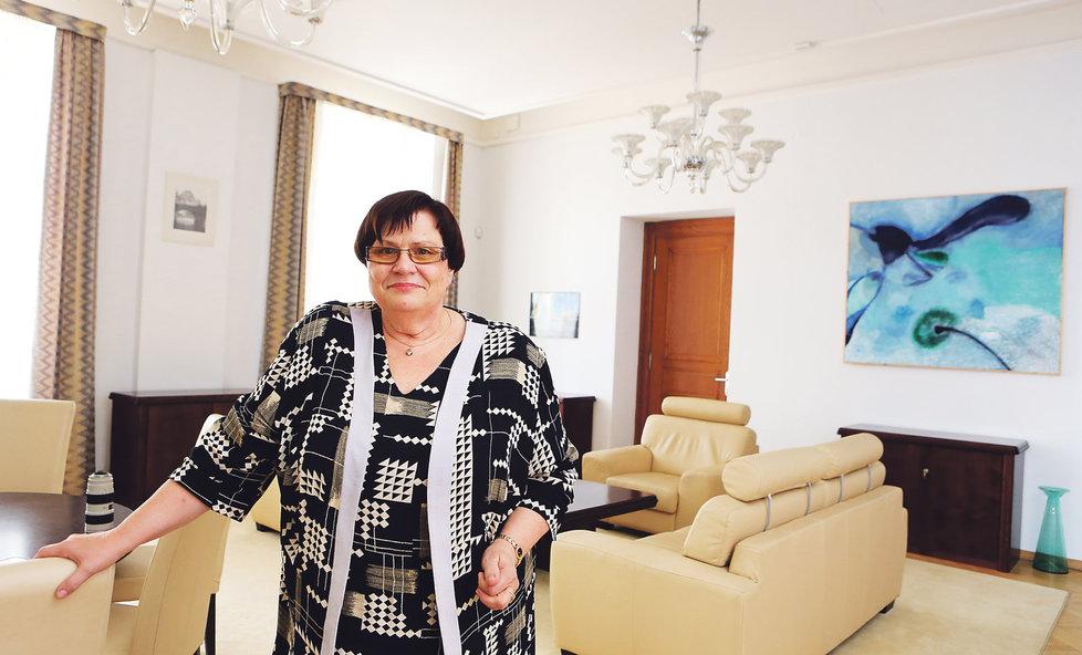 """Marie Benešová (65, ministryně spravedlnosti) """"A co já s tím? Je to smutné, je to tragické."""""""