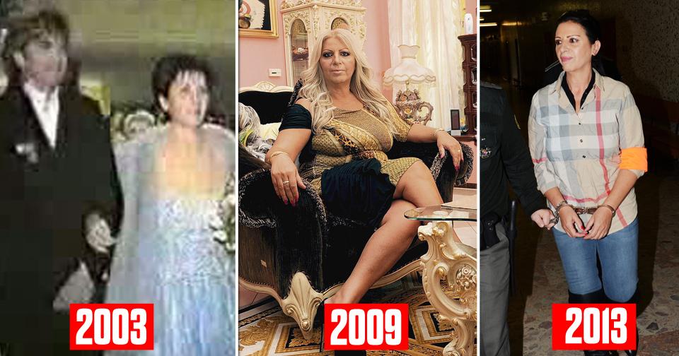 Tak šel čas s Norou Mojsejovou. Z bohaté paničky, která se válela v luxusu, je dnes vězněná troska, která nemá ani korunu.