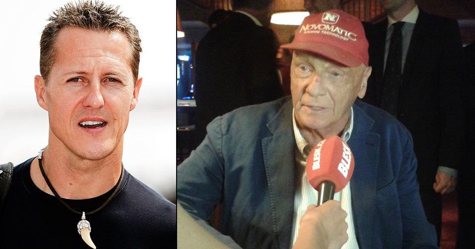 Trojnásobný vítěz F1 promluvil pro Blesk mimo jiné o Michaelu Schumacherovi