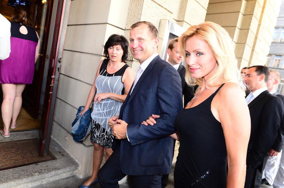 Kateřina Brožová chodí s mediálním magnátem Jaromírem Soukupem.