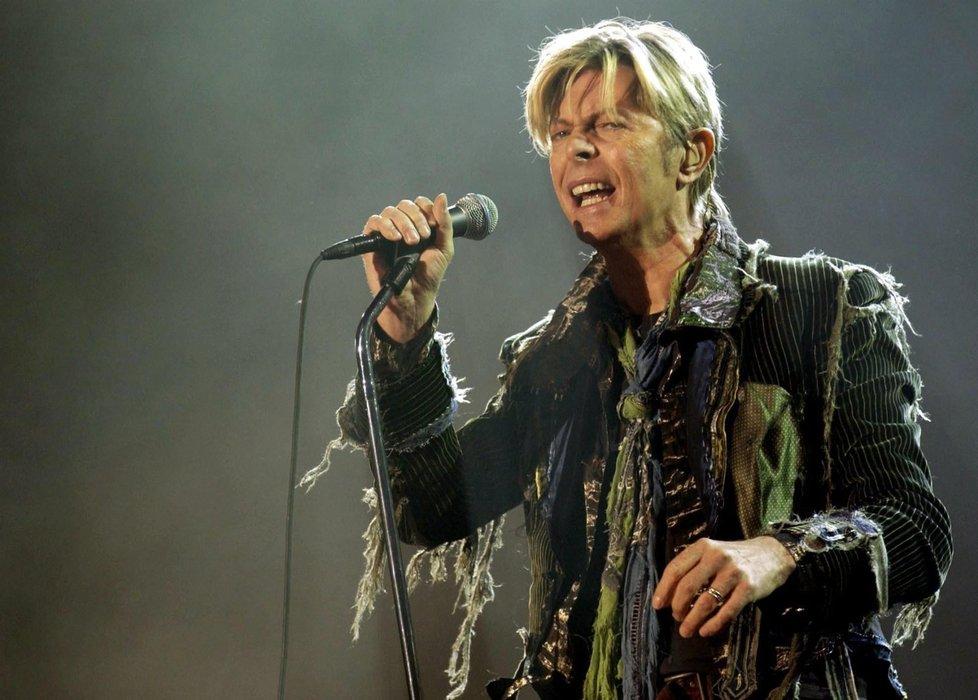 V Chicagu 23. září oslaví Den Davida Bowieho