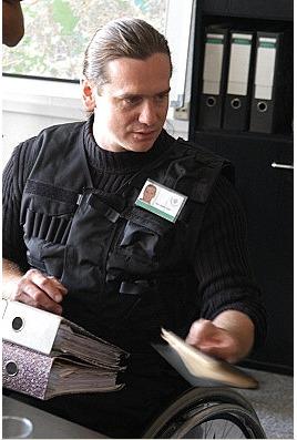 2004 Potměšil jako kapitán Nečas ve filmu Bolero.