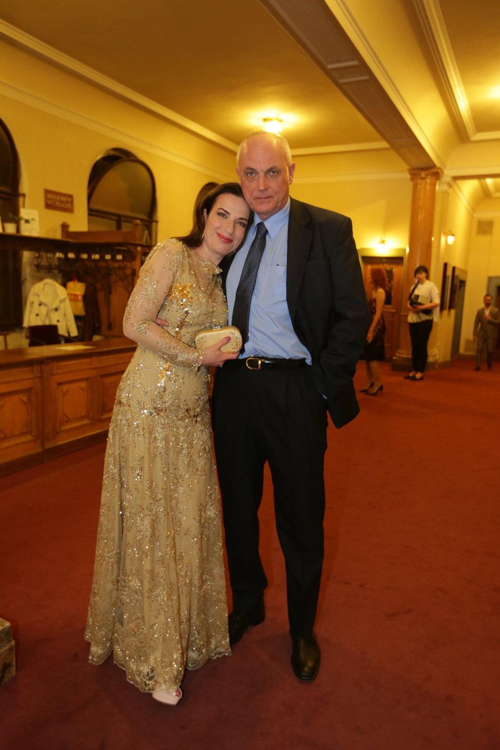 S Michalem Voráčkem Michaela žije už třináct let.