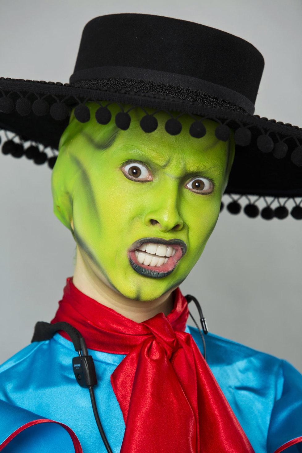 Tvoje tvář má známý hlas: Anička Fialová je věrnou kopií slavného zelenáče.