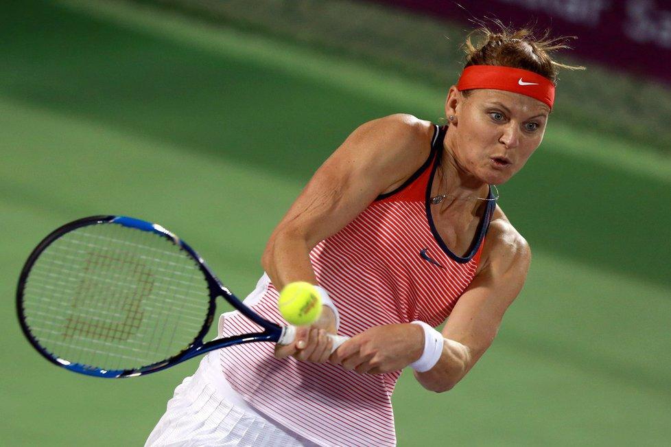Lucie Šafářová se na turnajích trápí