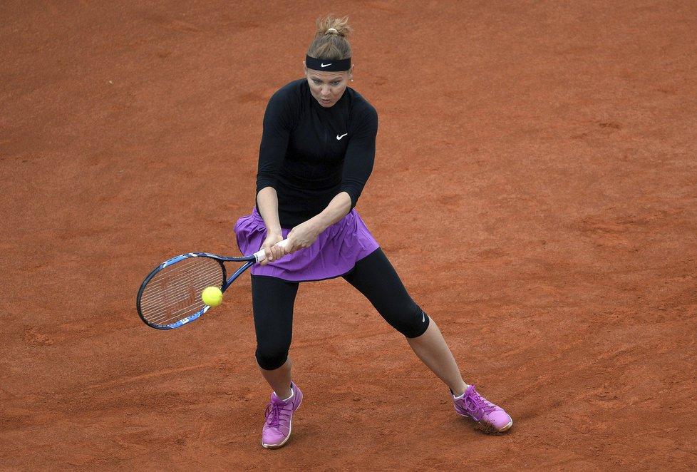 Lucie Šafářová postoupila do čtvrtfinále turnaje WTA v Praze