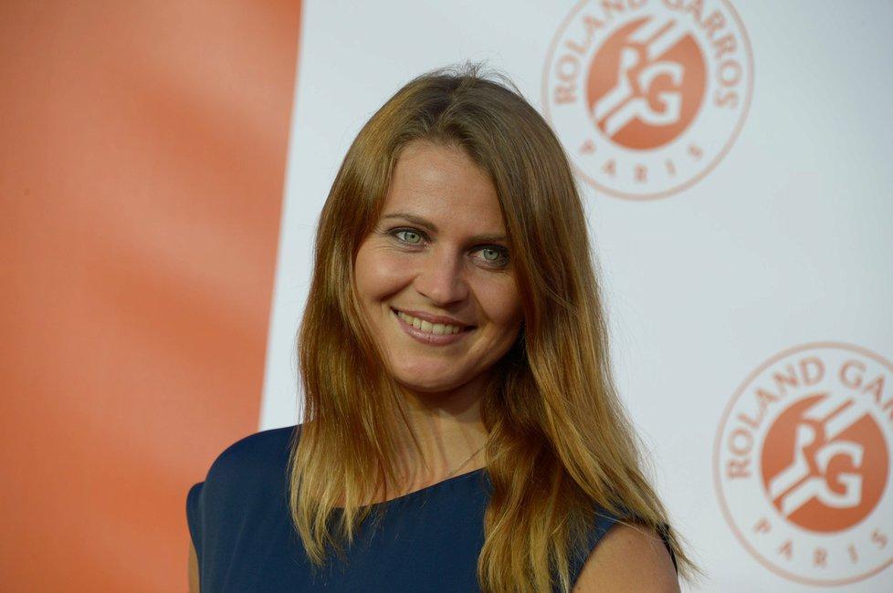 Vždy usměvavá Lucie Šafářová