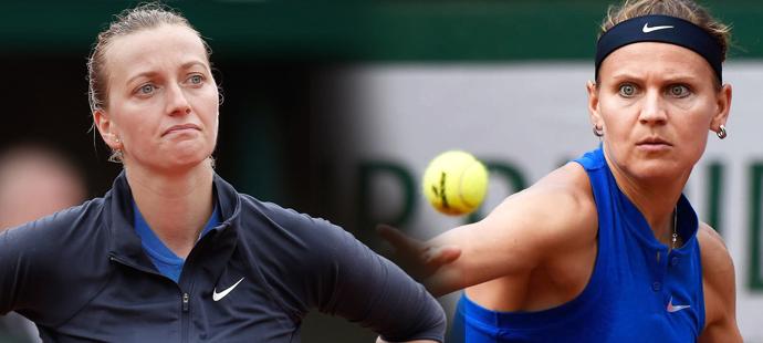 Petra Kvitová i Lucie Šafářová na French Open vypadli