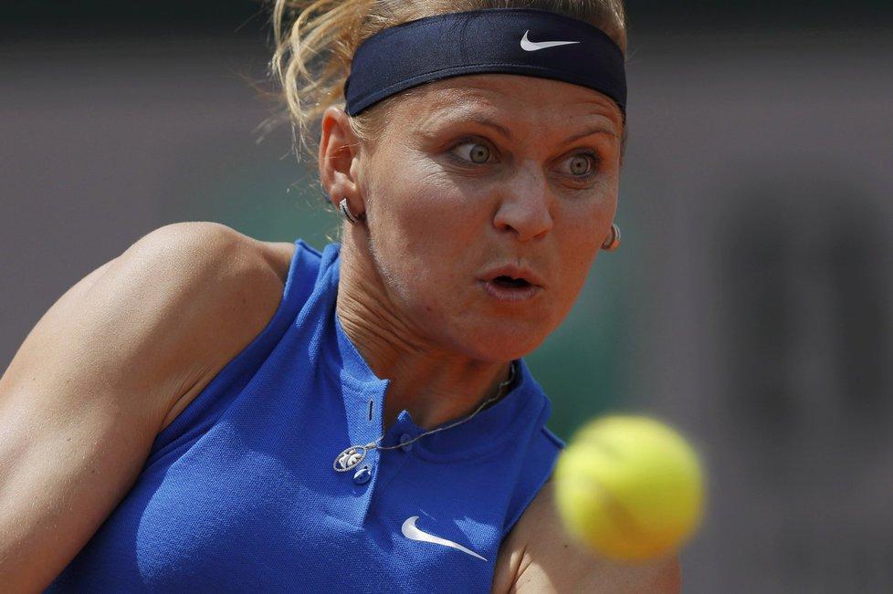 Česká tenistka Lucie Šafářová vypadla na French Open ve 3. kole