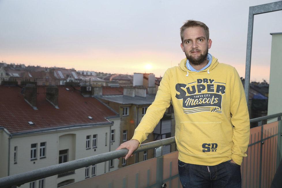 Libor Bouček.