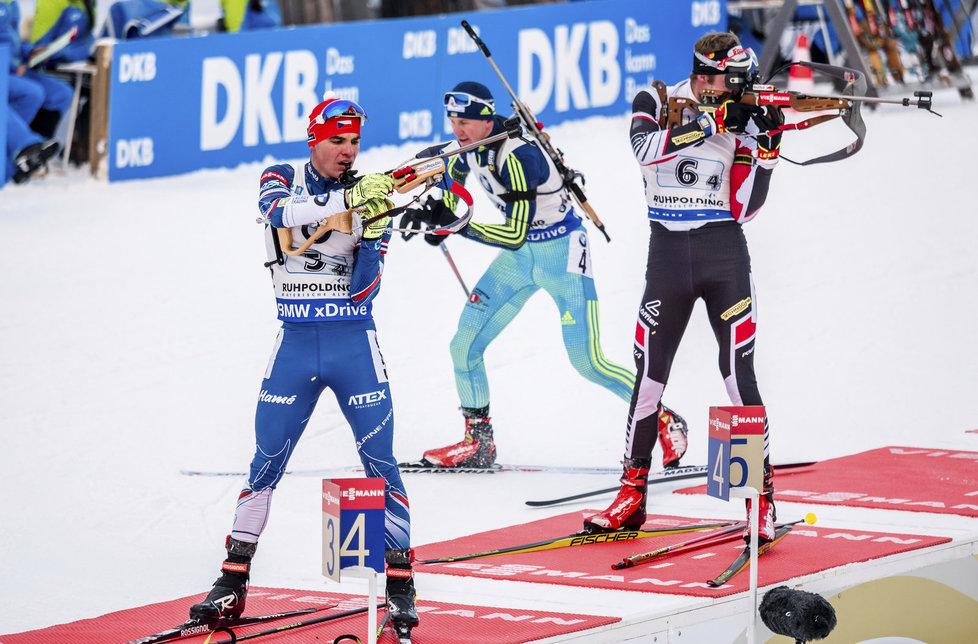 Finišman Michal Krčmář dotáhl českou štafetu na páté místo