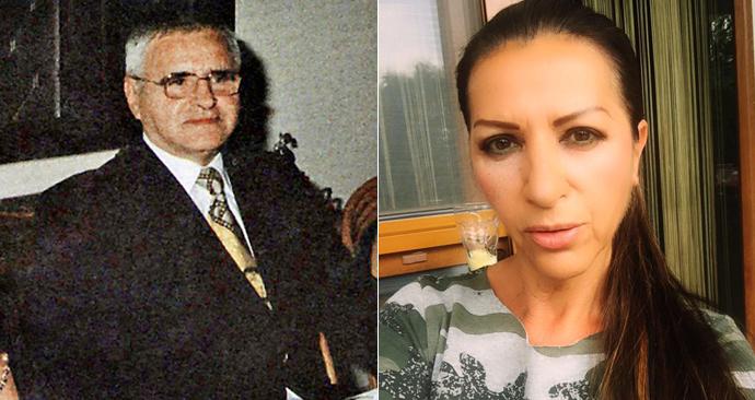 Noře Mojsejové zemřel tatínek.