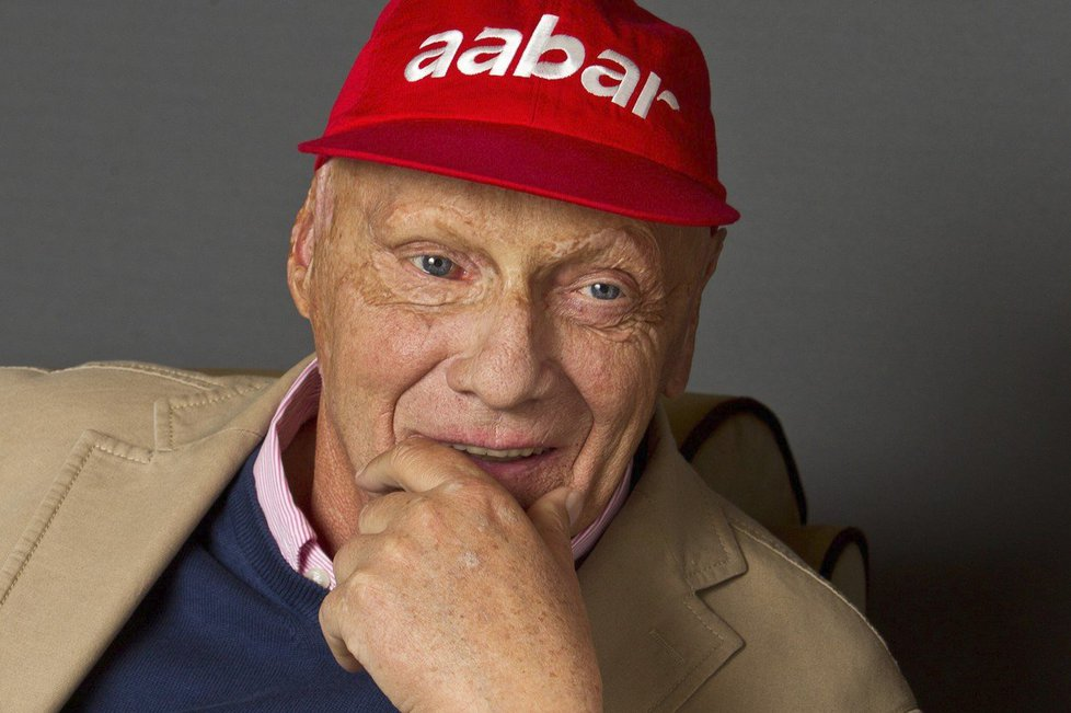 Zemřela legenda formule 1 Niki Lauda. Bylo mu sedmdesát let