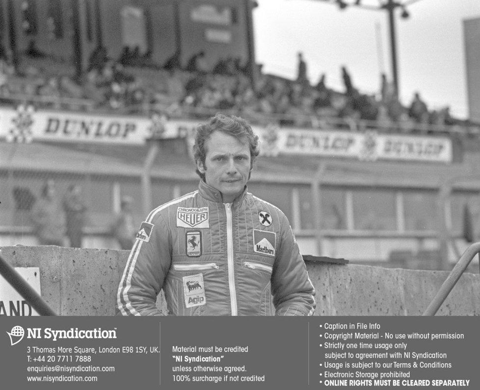 Zemřel šampion Formule 1 Niki Lauda