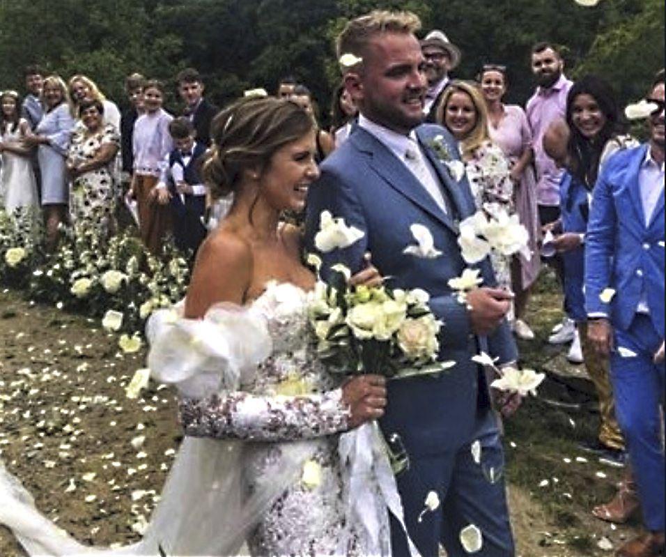 Liborova svatba byla okázalá