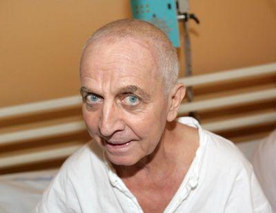 Jaroslav Čejka se první operaci mozku kvůli prasklé cévce podrobil už před rokem. Teď se mrtvice vrátila.