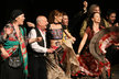 Herec stále perlí v představení divadla Na zábradlí