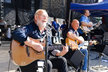 Na Plzeňsku zazpívali i bratři Nedvědi