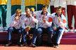 Češi to dokázali! Třetí bronzová pro Česko, celkově sedmá medaile