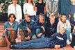 1998/1999 - František měl háro a řetízek na tričku, Kuba zase extrémně dlouhé nohy