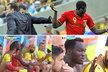 Lukaku zuřil! Trenérovi kvůli střídání nepodal mu ruku a vynadal mu