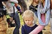 Novácké maminky si uživaly návštěvu zoo plnými doušky.