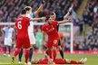 Hráči Liverpoolu i soupeře volali okamžitě po pádu pro Martina Škrtela pomoc lékařů
