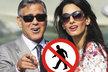 Pryč od mých dveří! Vzkazuje George Clooney pod pohrůžkou vysoké pokuty