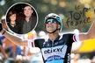 Zdeněk Štybar během Tour de France montoval na postýlku kameru. Táta mu fandil u televize a řval jak tygr.