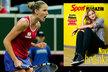Karolína Plíšková roste v novou hvězdu českého tenisu
